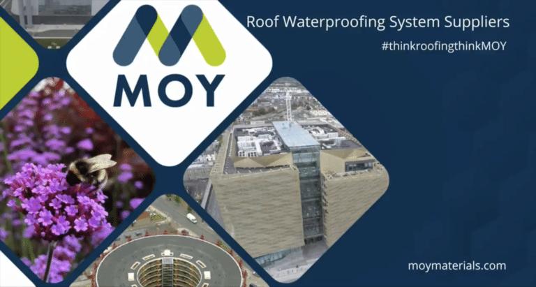 New MOY partnership raises the roof in Intelligent Roofing Smart Monitoring