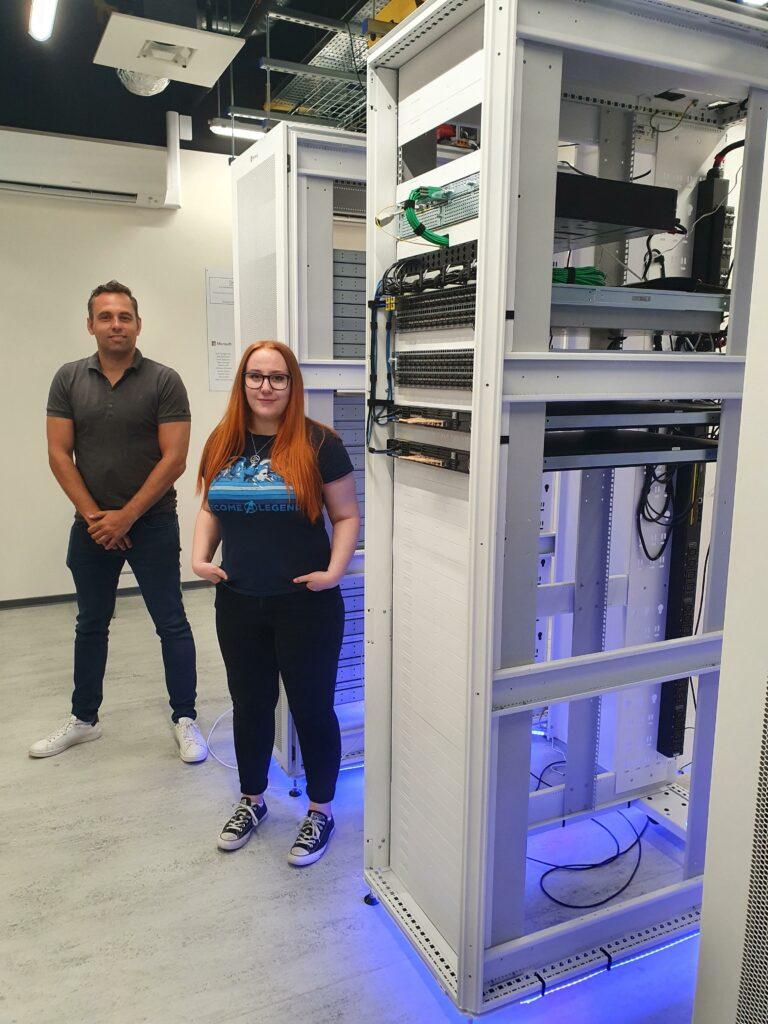 """Patrick & Rachel: """"Iedereen met de juiste mix van skills, talenten en ambities kan een carrière in IT najagen"""""""